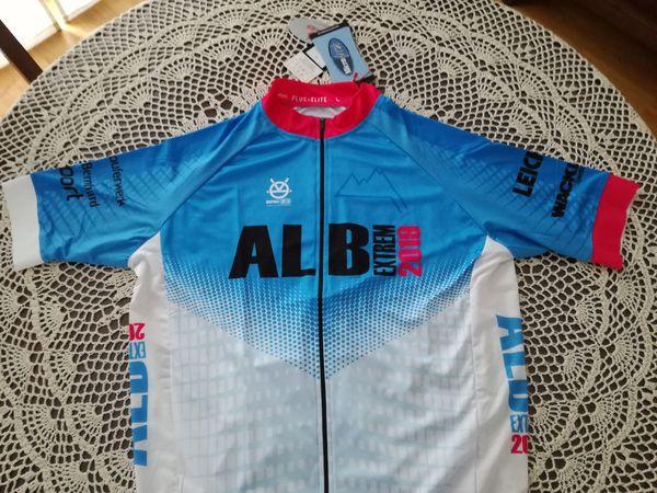Fahrradtrikot Alb-Extrem 2019 neu Größe