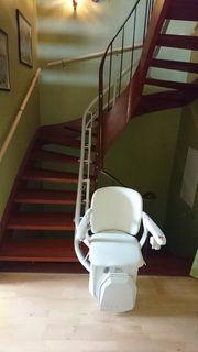 Lifta Orginal Treppenlift neuwertig
