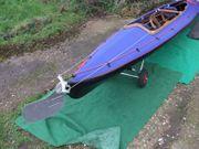 Klepper Aerius II Faltboot Gerüst