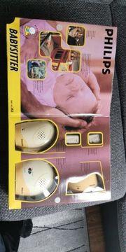 Philips Babyphone Original verpackt