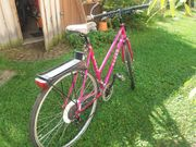 Fahrrad für Mädchen oder Damen