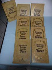 Kochbücher Sammlung