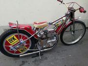 Oldtimer Speedway Rennmotorrad