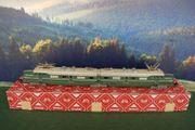 Märklin HO Doppellokomotive DL 800
