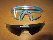 Carrera Sportbrille Fahrradbrille Sonnenbrille Vintage -
