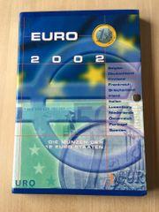 Kursmünzensatz Euroeinführung 2002