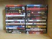400 DVDs - Action und Abenteuer