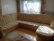 Verkaufe ein Sofa in sehr