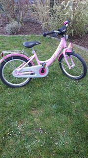 Fahrrad Pucky Lillifee 18 Zoll