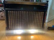 Edelstahl Dunstabzughaube 60x50cm mit Beleuchtung
