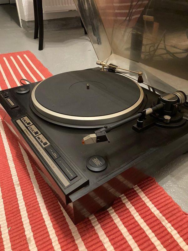 Pioneer Plattenspieler Quartz-PLL Full Automatik