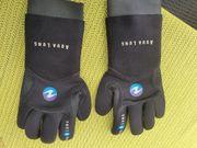 Handschuhe zum Tauchen von Aqualung