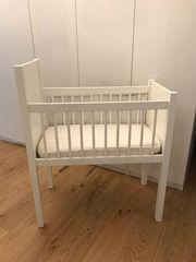 Baby Bett für Neugeborene Holz
