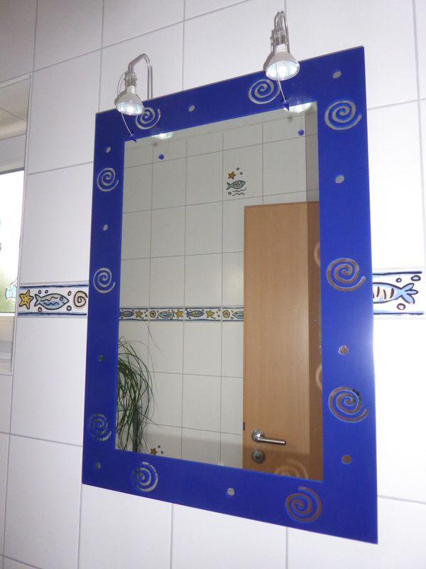 Spiegel für Bad oder Gäste-WC