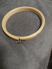 Stickrahmen 22 cm Durchmesser 1