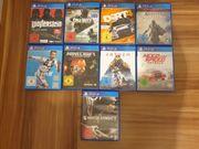 9 Spiele für Playstation 4