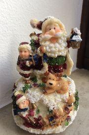 Süße weihnachtliche Spieluhr