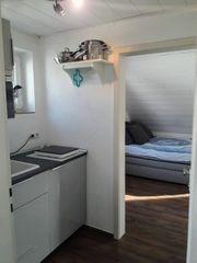 Möbliertes 1-Zimmer-Appartement Ideal für Pendler