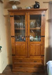 Wohnzimmer Möbel Schrank-Vitrine Tisch Sideboard