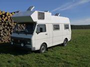 Wohnmobil VW Bus LT35