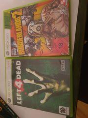 2 Xbox 360 Spiele Boderlands