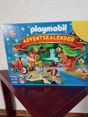 Playmobil Adventskalender Dino