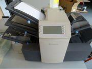 Falz- und Kuvertiermaschine Pitney Bowes