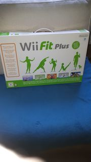 Wii fit TM plus