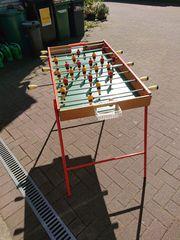 Vintage Kult-Tischfußball-Spiel aus den 70er