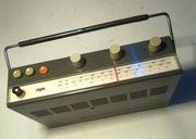 suche 60er Transistor-Radios CB Batterie-Tonband