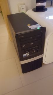 HP COMPAQ PC MIT WINDOWS