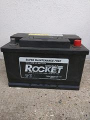 Batterie 12V 75 Ah
