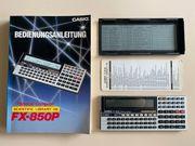 Casio FX-850P Taschenrechner
