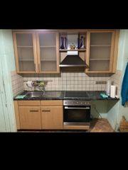 Einbauküche noch gut erhalten