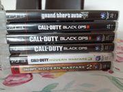 Verkaufe PS3 Spiele