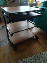 Computertisch Schreibtisch zu verschenken