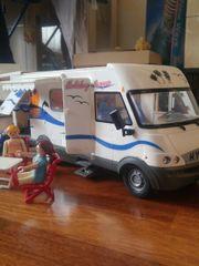 Playmobil Holiday Camper