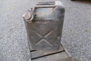 Benzin Kanister US Army Diesel