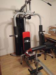 Christopeit Multistation Fitness-Station SP 20
