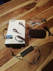 Bose QuietComfort 20 Acoustic Noise