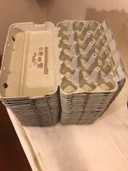Eierkarton 18er gebraucht 30 Stück