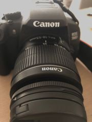 Canon EOS 700D mit 18-55mm