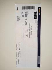 Verkaufe Ticket
