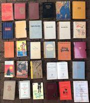 Antiquarische Bücher - ROMANE