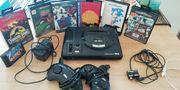 Sega Mega Drive Spiel Konsole