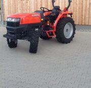 Kubota L4100 Traktor Allrad ohne