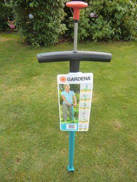 Gartengeräte, Rasenmäher - Gardena Unkrautstecher Herstellerartikelnummer 3517-20 neu