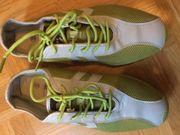 Neuwertige METRIX Schuhe in hellgrün