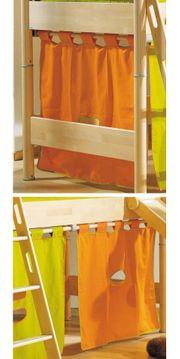 Paidi Fleximo Spielbett Vorhang und