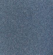 137m2 Heuga 727 blau Teppichfliesen